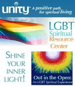 Unity's LGBT Spiritual Resource Center