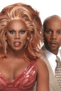 RuPaul, in and out of drag