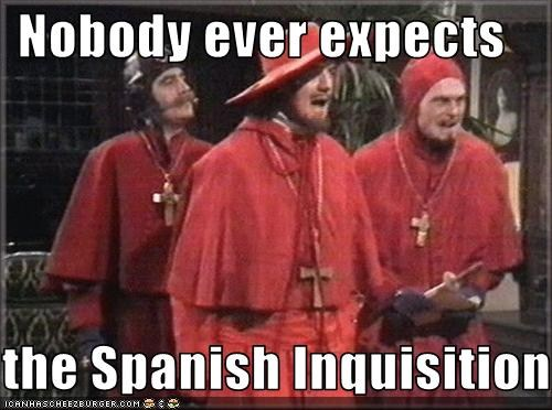 Nobody expects tumblr_nj8bb5TKYs1u2qrtko1_500