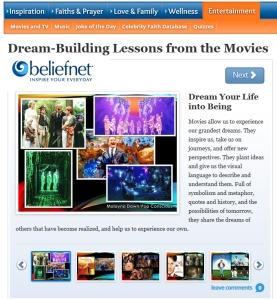 Beliefnet Dreambuilding