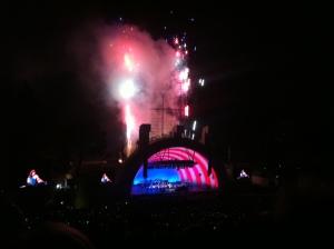 Fireworks Bowl Oaks folks